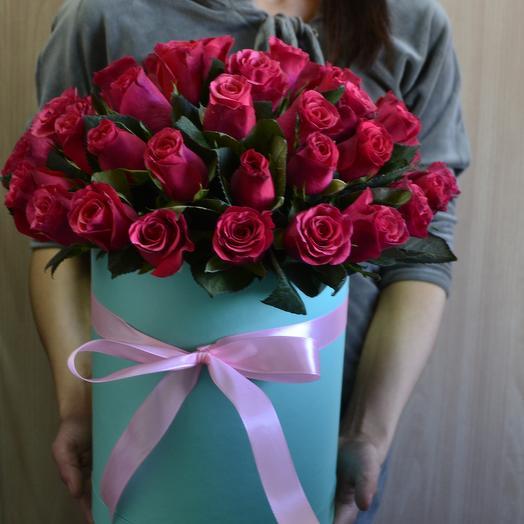 Тиффани 2: букеты цветов на заказ Flowwow