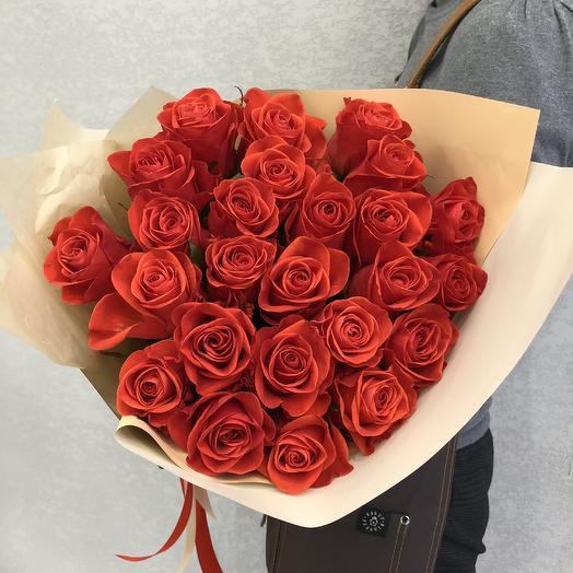 Дарк Вау: букеты цветов на заказ Flowwow