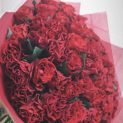 Ред эль: букеты цветов на заказ Flowwow