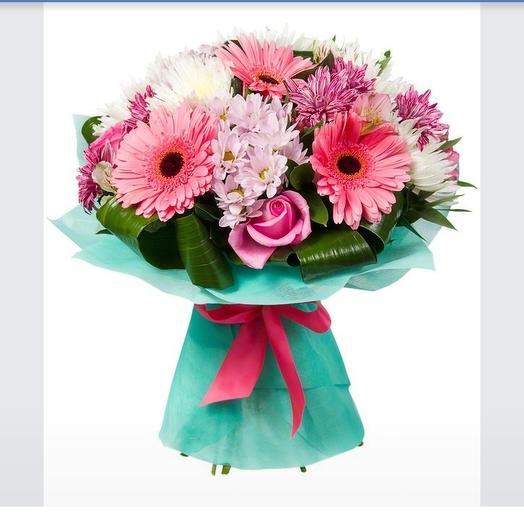 Лисабон: букеты цветов на заказ Flowwow