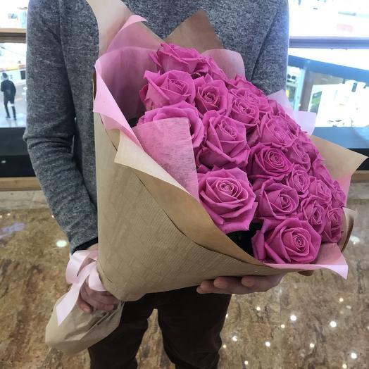 Аква M: букеты цветов на заказ Flowwow