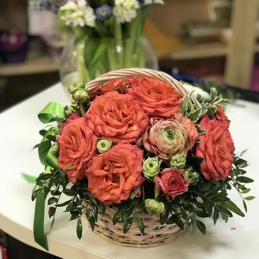 Коралловая мечта: букеты цветов на заказ Flowwow