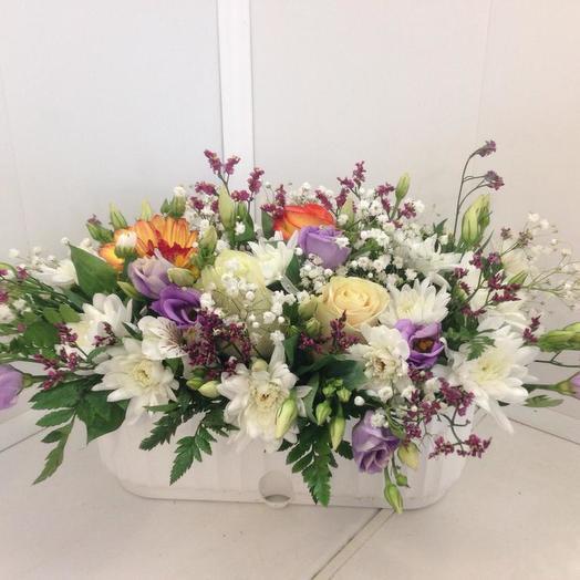 Нежное очарование: букеты цветов на заказ Flowwow