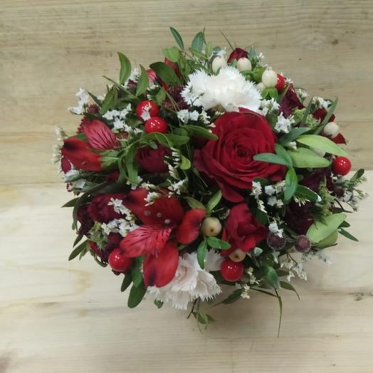Яркость чувств: букеты цветов на заказ Flowwow
