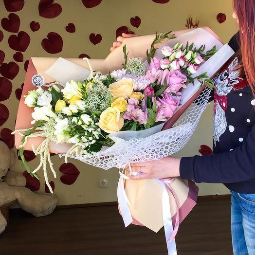 «Очарование Моданы»: букеты цветов на заказ Flowwow