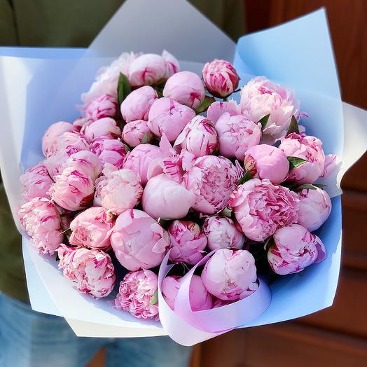 35 шариков волшебства: букеты цветов на заказ Flowwow