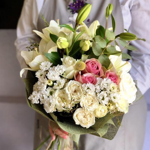 Букет Верона: букеты цветов на заказ Flowwow