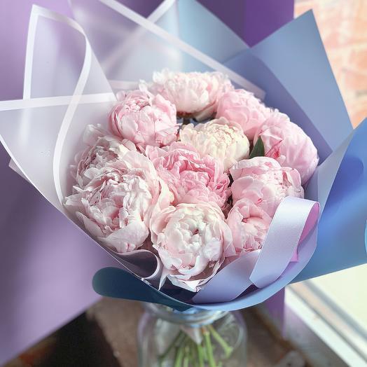 11 нежность: букеты цветов на заказ Flowwow