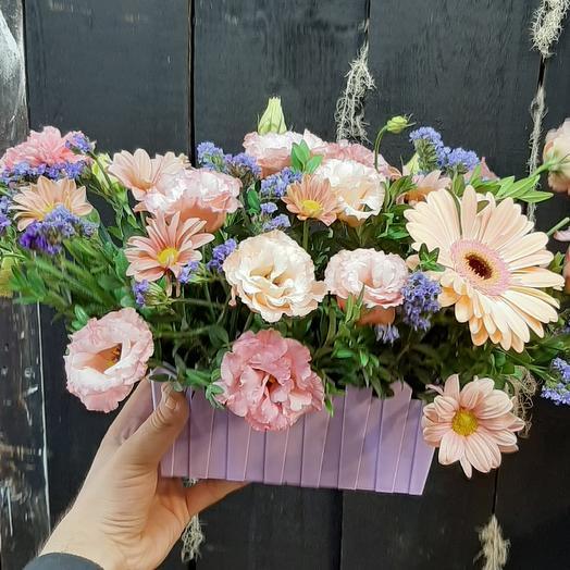 Заборик: букеты цветов на заказ Flowwow