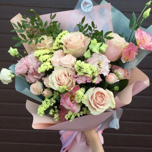 Миланский шик: букеты цветов на заказ Flowwow
