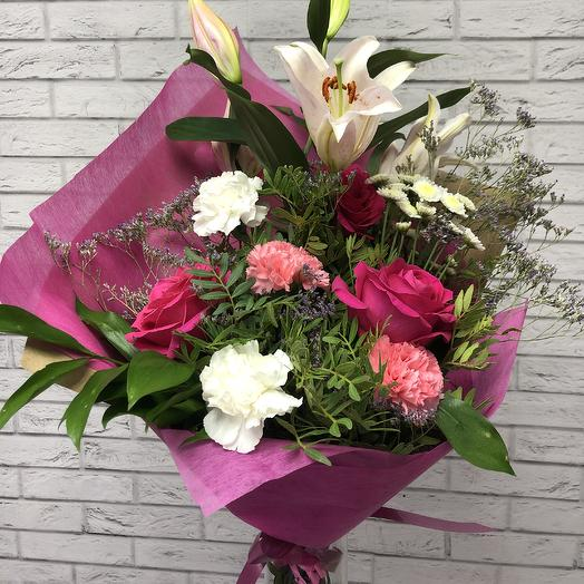 Лес: букеты цветов на заказ Flowwow