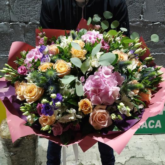 """Букет """"Кружевные сны"""": букеты цветов на заказ Flowwow"""