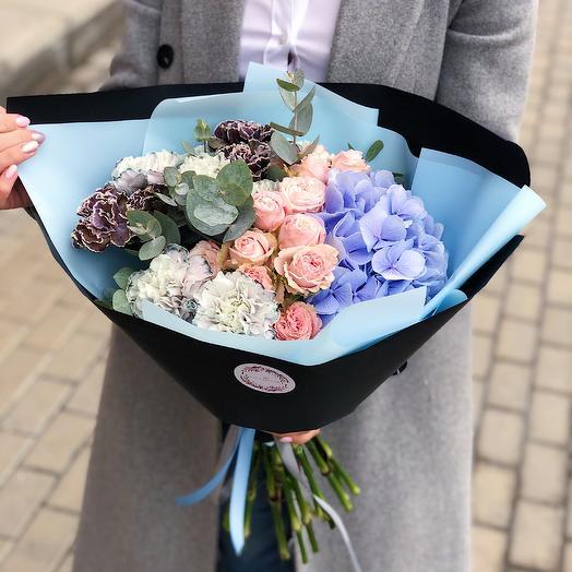 Любимый: букеты цветов на заказ Flowwow
