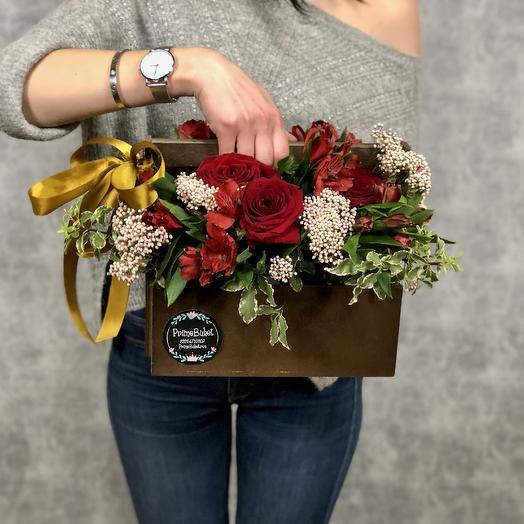 Тиумф: букеты цветов на заказ Flowwow