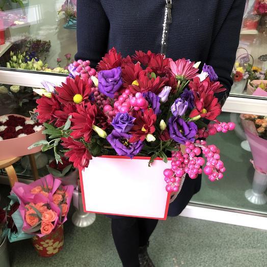 Коробочка: букеты цветов на заказ Flowwow