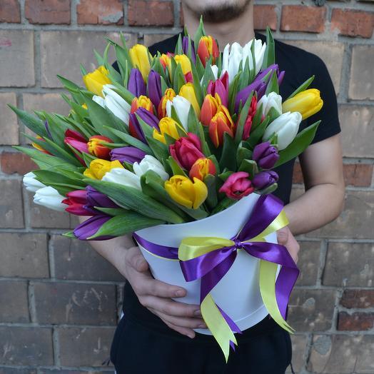 51 микс тюльпан