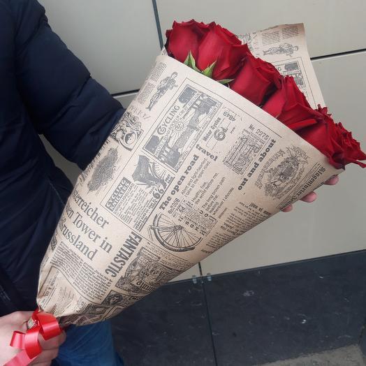 """Букет """": букеты цветов на заказ Flowwow"""