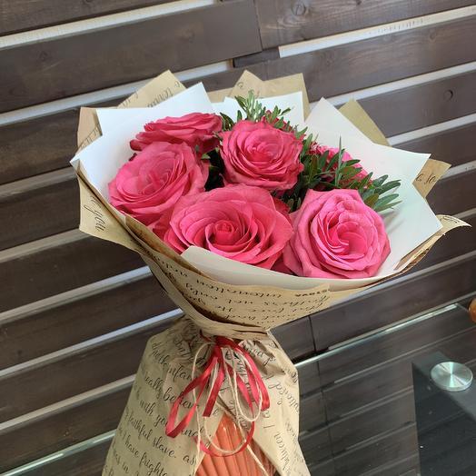 Милый букет: букеты цветов на заказ Flowwow