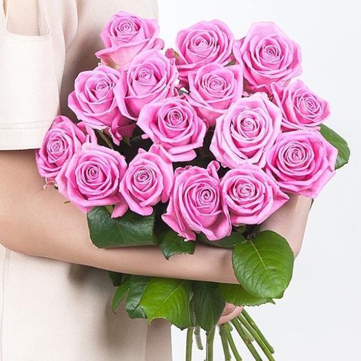 Роза  Аква 15 шт