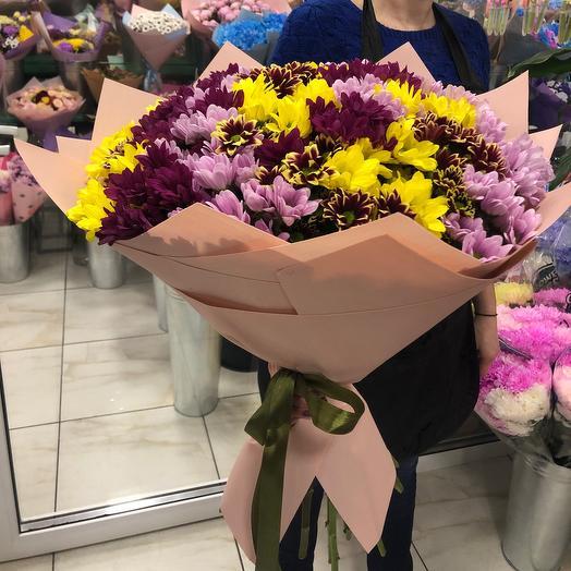 Букет 27: букеты цветов на заказ Flowwow