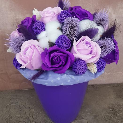 Подмосковные вечера: букеты цветов на заказ Flowwow