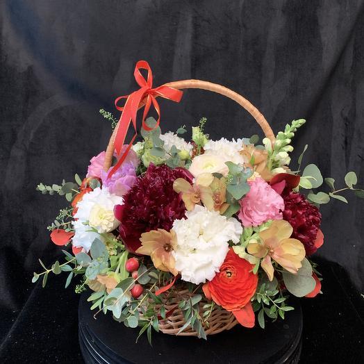 Композиция 4: букеты цветов на заказ Flowwow