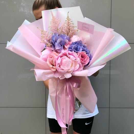 🌸нежность: букеты цветов на заказ Flowwow