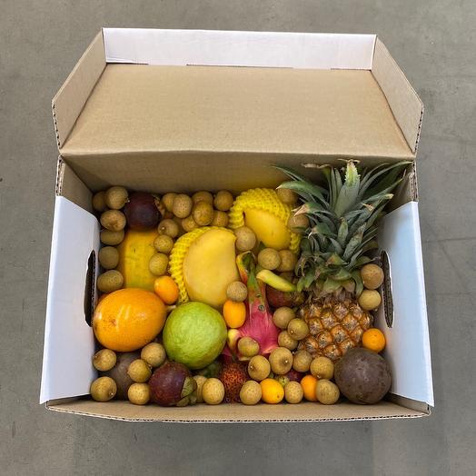 Набор экзотических фруктов «Дайрики»