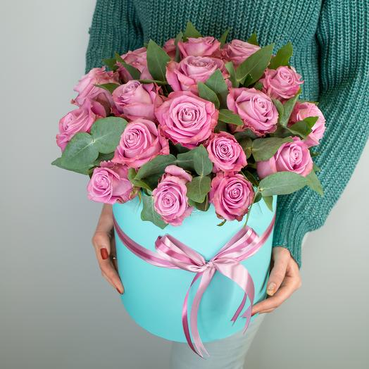 Коробочка с розами 16