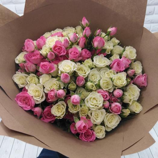 "Bouquet "" Abundance"""