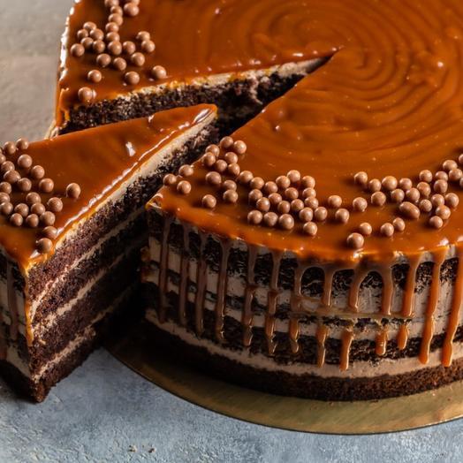 Торт «Шоколадно-ореховый»