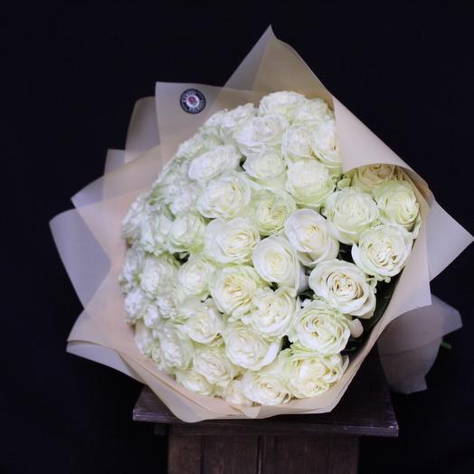 51 роза. Premium