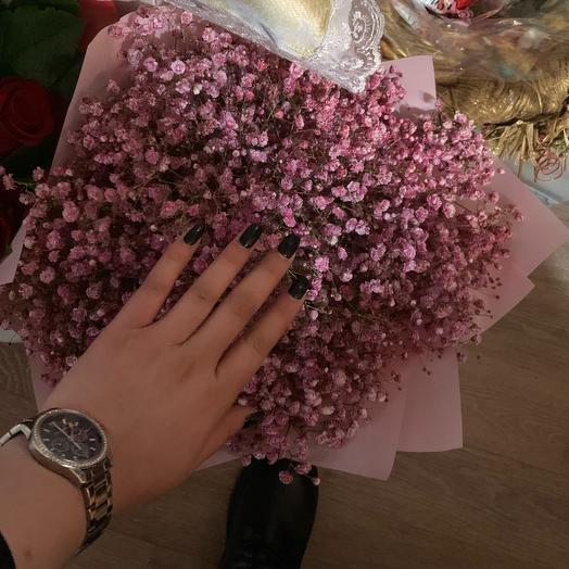 Розовое небо😍