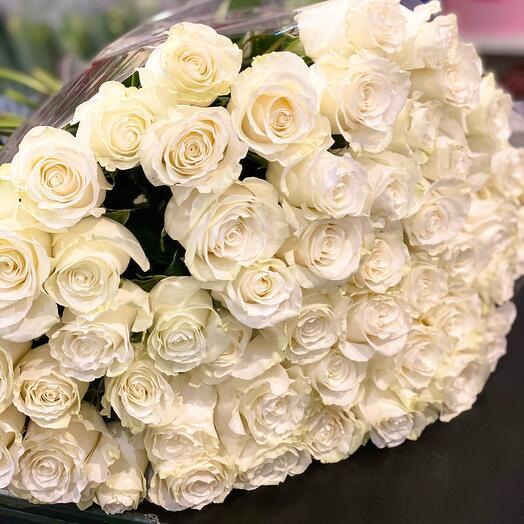 51 эквадорская роза