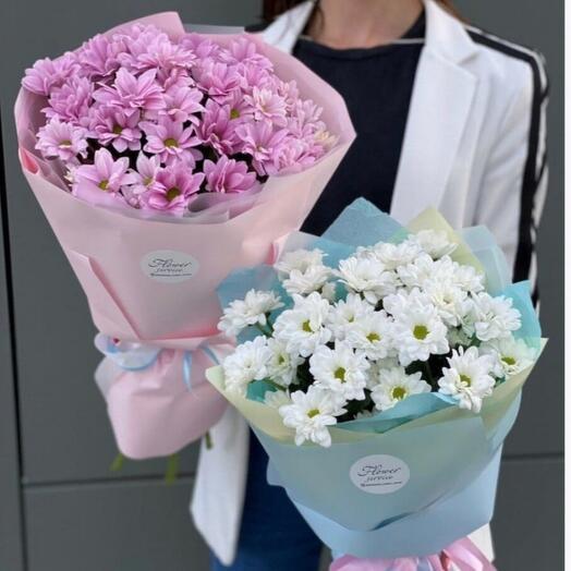 Кулечки цветов