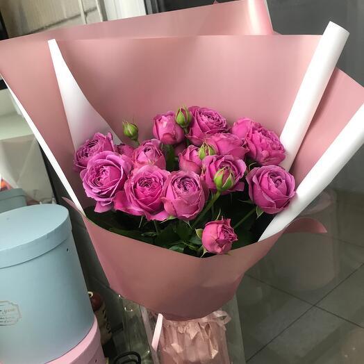 Пион роз