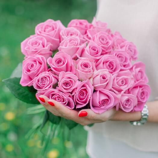 25 роз россии