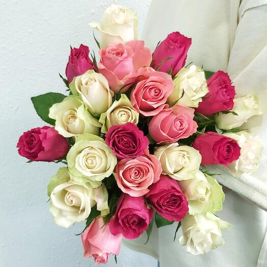 Роза Кения 40 см-25 шт