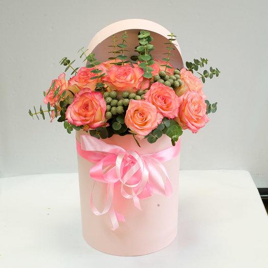 Композиция Милое создание: букеты цветов на заказ Flowwow