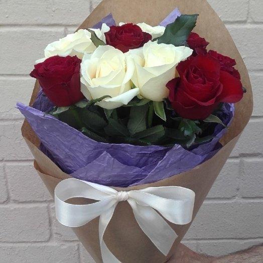 К Б: букеты цветов на заказ Flowwow