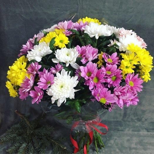 "Bouquet ""Cozy meadow"""