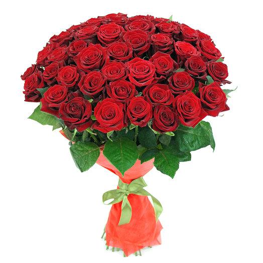 """Букет """"Мечта"""" (51 роза - 50 см.)"""