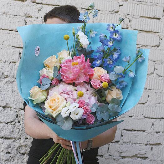 Mr. Big: букеты цветов на заказ Flowwow