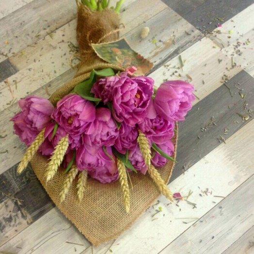 Улыбка дня: букеты цветов на заказ Flowwow