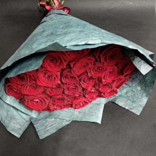 """""""Рэд Наоми"""": букеты цветов на заказ Flowwow"""