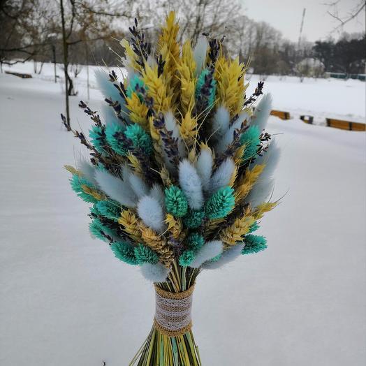 Букет-снопик: букеты цветов на заказ Flowwow
