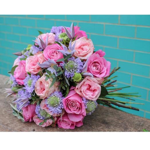 Пинк Охара: букеты цветов на заказ Flowwow