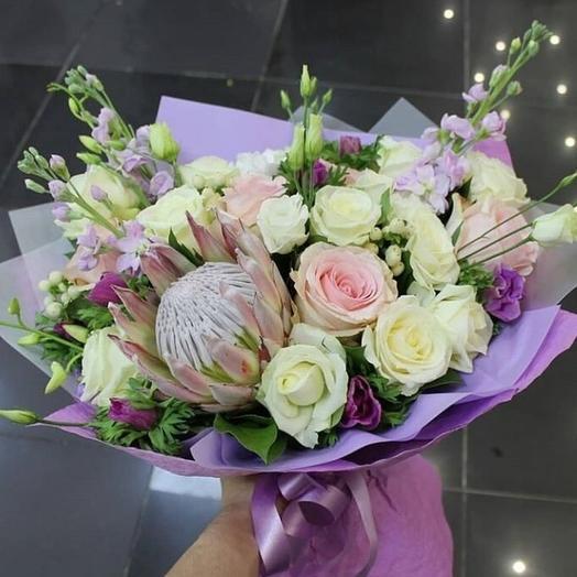 """Букет """"Proteya"""": букеты цветов на заказ Flowwow"""