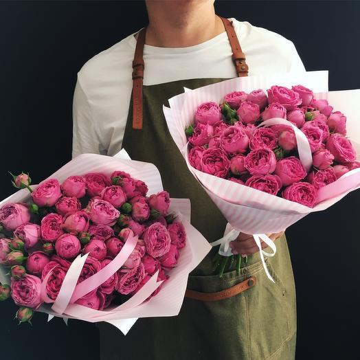 Яркая мисти: букеты цветов на заказ Flowwow