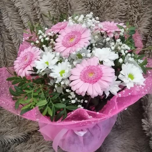 Для маленькой леди 1 сентября: букеты цветов на заказ Flowwow